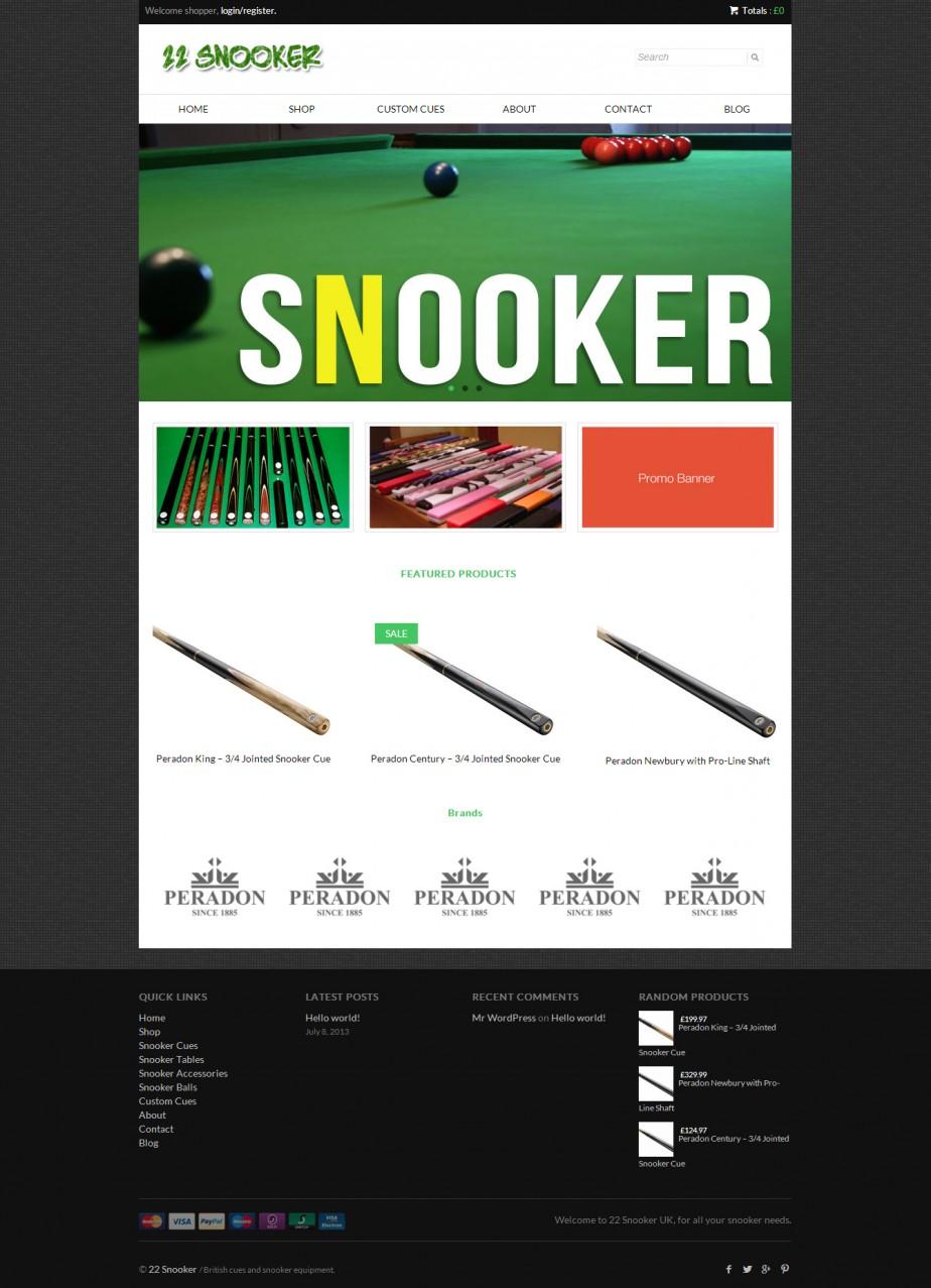 22-snooker