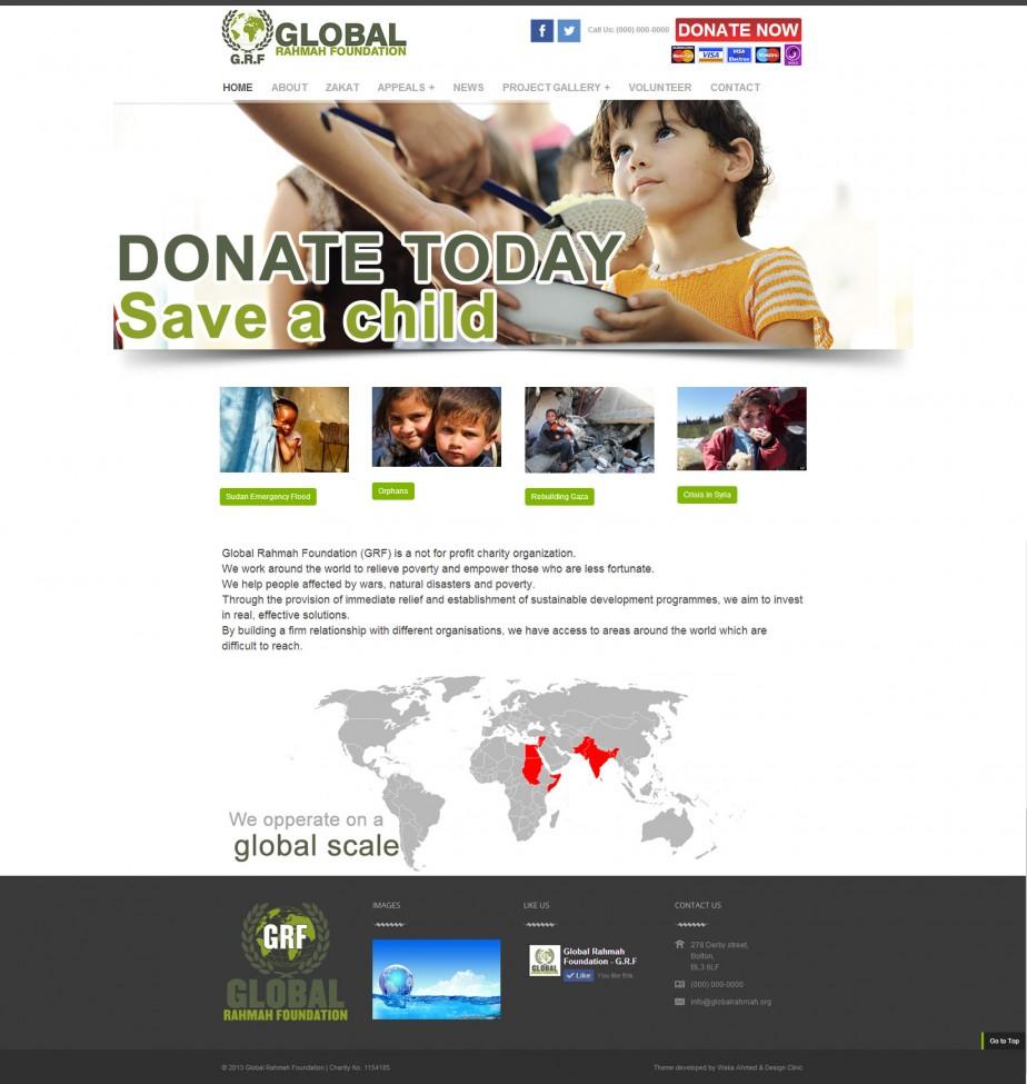 Global Rahmah Foundation Charity